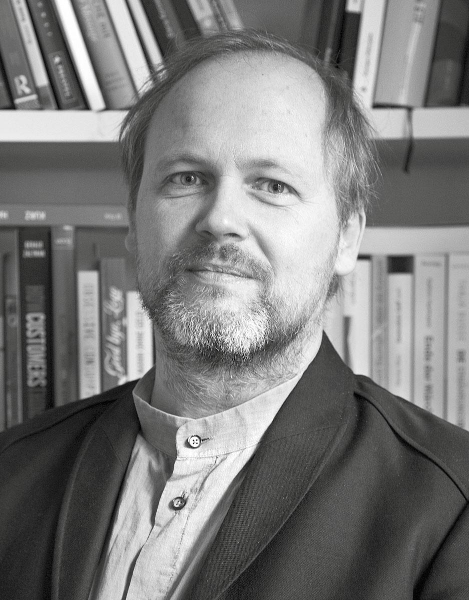 Wolfgang Ullrich; © Annekathrin Kohout