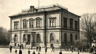 Das Thaulow-Museum am Sophienblatt in Kiel © Stiftung Schleswig-Holsteinische Landesmuseen Schloss Gottorf