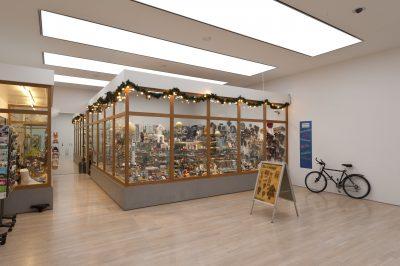 Hans-Peter Feldmann, Laden, 1975–2015, Städtische Galerie im Lenbachhaus und Kunstbau München; Foto: Lenbachhaus © VG Bild-Kunst, Bonn, 2018