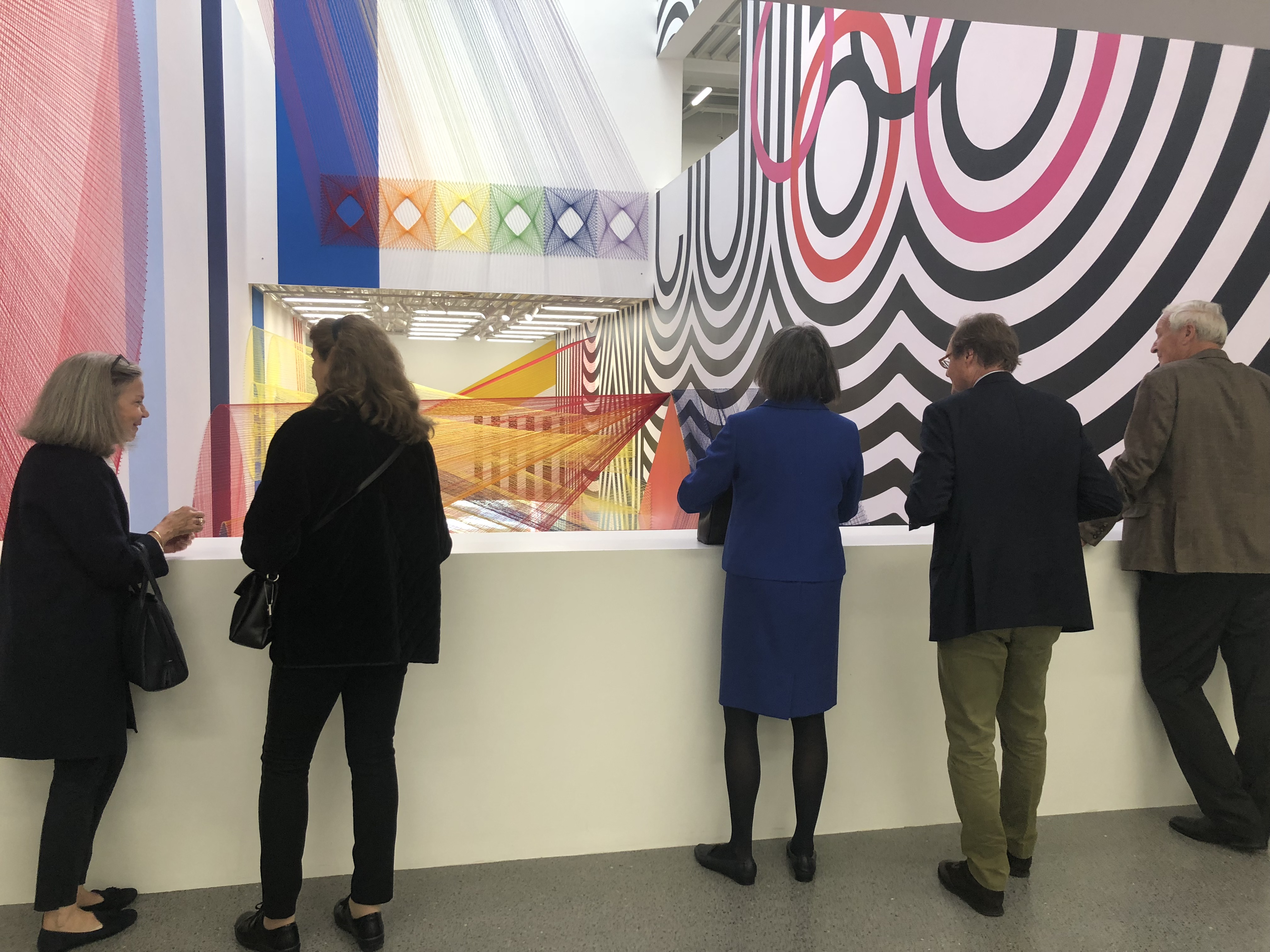 Besuch des Saarlandmuseums in Saarbrücken
