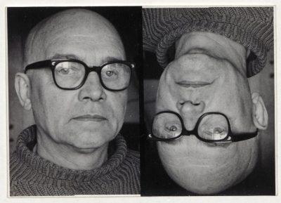 UMBO, Ohne Titel (Selbstporträt), 1955; Sprengel Museum Hannover; © Phyllis Umbehr / Galerie Kicken / VG Bild-Kunst, Bonn, 2019