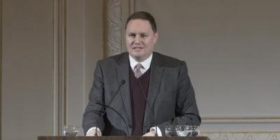 Dr. Carsten Brosda spricht über die Historie, die Herausforderungen und die Agenda für die Kulturpolitik in der Kulturministerkonferenz.