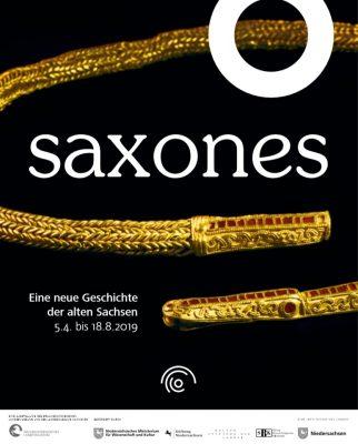 Ausstellung Saxones