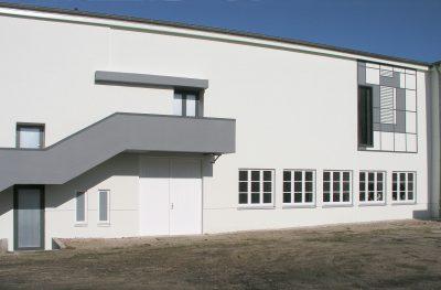 Das Künstlerhaus Sootbörn mit dem Forum für Künstlernachlässe in Hamburg. Foto: Margot Schmidt/Forum für Künstlernachlässe, Hamburg