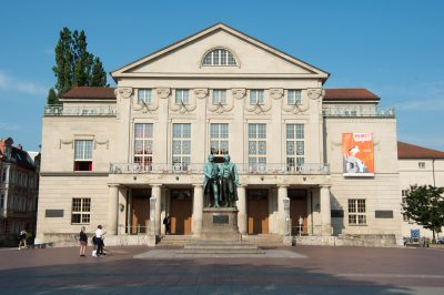 Deutsches Nationaltheater Weimar, © Foto: Stefan Gloede