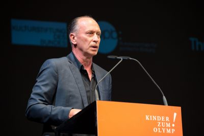 Hasko Weber, Generalintendant des Deutschen Nationaltheaters und der Staatskapelle Weimar, © Foto: Stefan Gloede