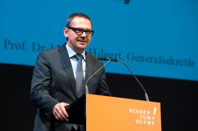 Prof. Dr. Markus Hilgert, © Foto: Stefan Gloede
