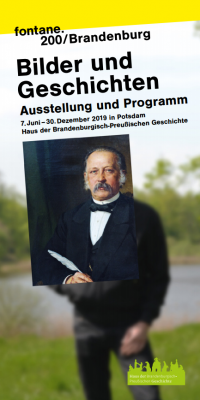 Ausstellung fontane.200 Kulturstiftung der Laender Ausstellungsfoerderung