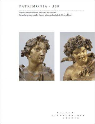 Patrimonia Ausgabe 398 Pierre-Etienne Monnot: Paris und Bacchantin