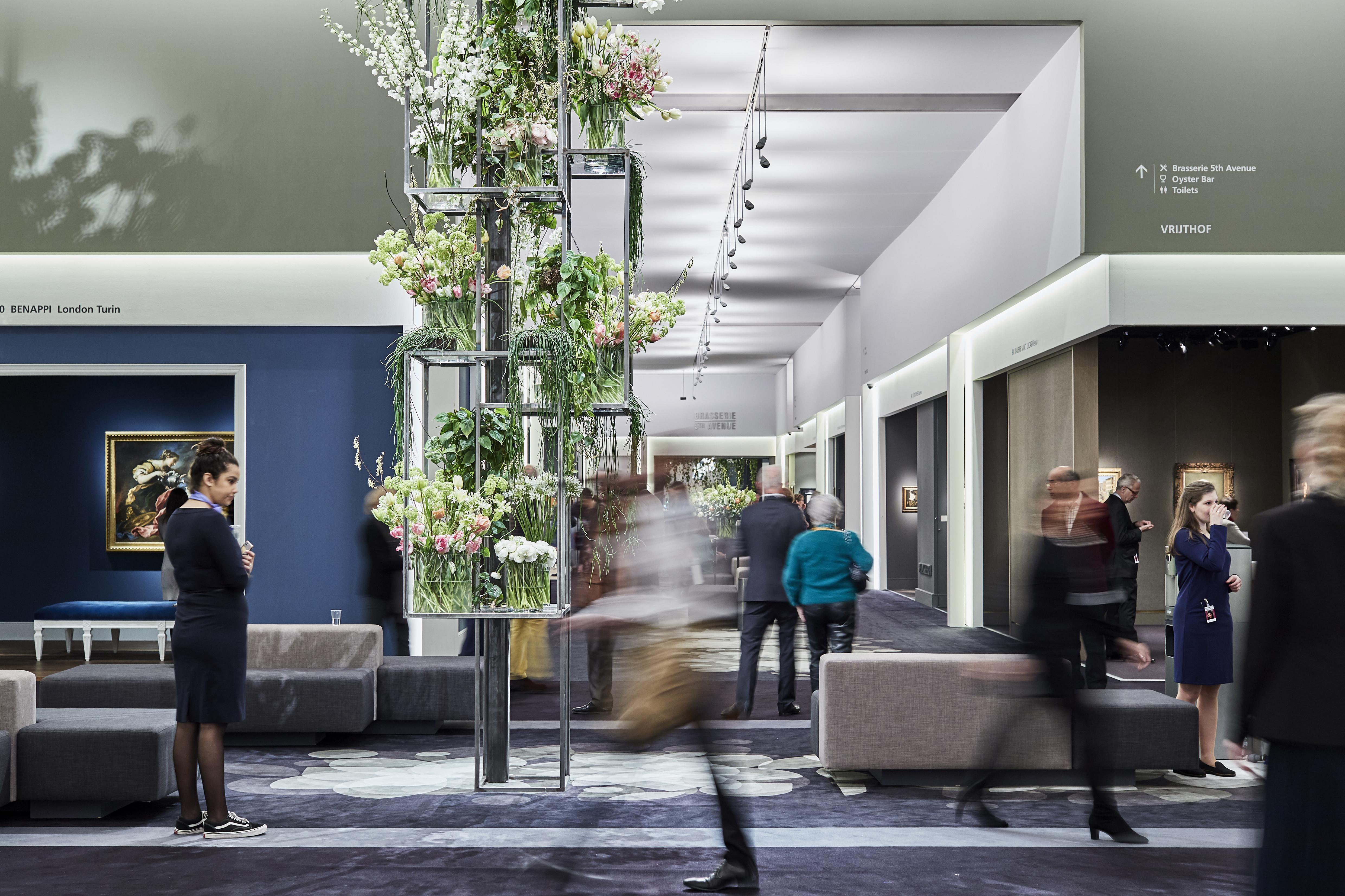 Fünf Reisestipendien zur Kunstmesse TEFAF in Maastricht