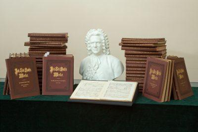Bach-Gesamtausgabe, 1851-1900, Leipzig; Bach-Archiv Leipzig;  © Bach-Archiv Leipzig / Gert Mothes