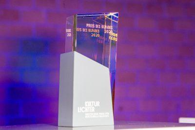Preisverleihung KULTURLICHTER 2020 – Deutscher Preis für Kulturelle Bildung; Foto: ©Holger Kursikowski